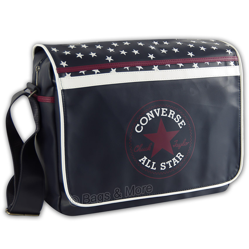 converse umh ngetasche starlight schultertasche notebook. Black Bedroom Furniture Sets. Home Design Ideas